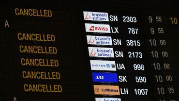 Il s'agit de la deuxième grève de l'histoire de Brussels Airlines.