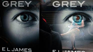 """Plus de 1 million d'exemplaires de """"Grey: Fifty shades of Grey as told by Christian"""" vendus"""