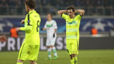 Football : Déception pour Brecht Dejaegere