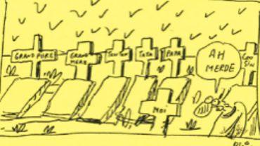 Le dessinateur est décédé le 19 avril, à l'âge de 47 ans.