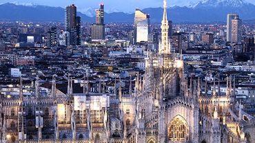 Milan qui rit, Rome qui pleure