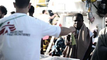 Aquarius: les gouvernements européens marchandent des vies humaines, accuse MSF
