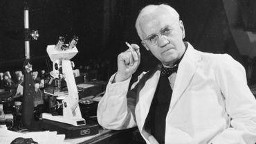 Alexander Fleming. Inventeur de la pénicilline