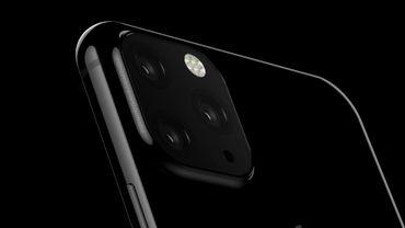 iPhone 11 : Un premier rendu dévoile les trois capteurs à l'arrière