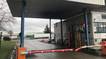 Septième accident en deux semaines aux dépôt de Carrefour à Nivelles