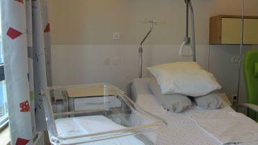 Une chambre dans une maternité