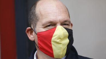 Coronavirus: le bourgmestre Philippe Close n'a pas encore digéré la levée de l'interdiction de la prostitution par le Conseil d'Etat