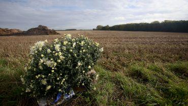 Il y a presque un an, le 19 octobre 2013, un pilote et 10 parachutistes perdaient ici la vie dans le crash de leur avion.