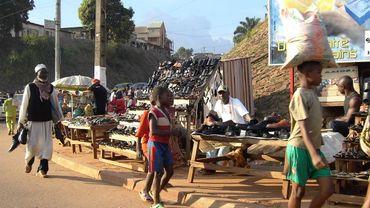 Enfants des rues à Kinshasa