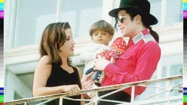 Michael Jackson, Lisa-Marie Presley et le petit Bela en attente d'une greffe.
