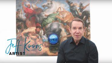 Jeff Koons, l'art et la matière