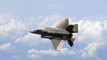 La Belgique quasi-contrainte d'acheter le F-35 si elle conserve sa mission nucléaire