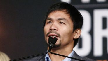 Boxe : Manny Pacquiao