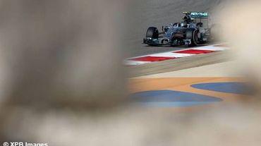 Rosberg en faveur du 'halo'