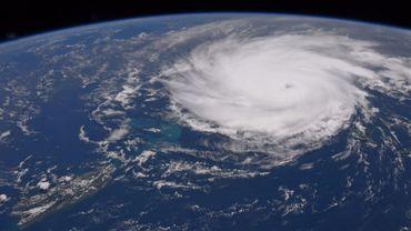 Irma et José vus de l'espace n'en sont que plus impressionnants