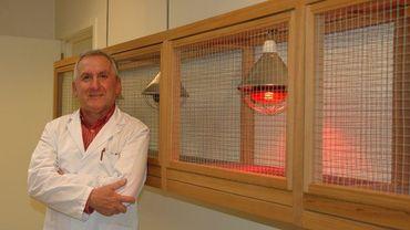Le docteur en fertilité belge Willem Ombelet