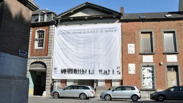 L'ancienne école des Bateliers va accueillir les collections du musée archéologique de la ville de Namur.