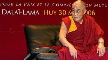 Le dalai lama était déjà venu à Huy à deux reprises