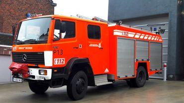 La zone de secours Vesdre-Hoëgne et Plateau met en vente son camion de pompier