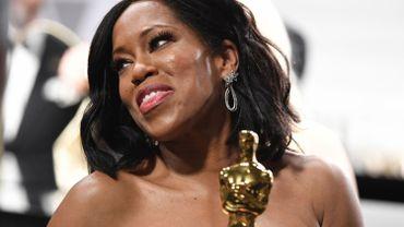 """Regina King (""""Si Beale Street pouvait parler"""") Oscar du meilleur second rôle féminin"""