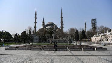 La division locale de l'Autorité turque des Affaires religieuse a confirmé l'incident.