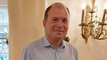 Manuel Carcassonne, directeur des éditions Stock