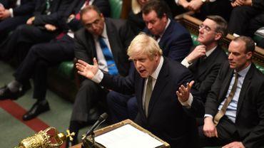 Le Brexit de Boris Johnson de retour devant le Parlement britannique
