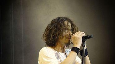Chris Cornell, leader de Soundgarden, est mort à 52 ans