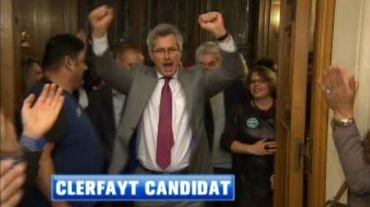 Bernard Clerfayt confirme sa candidature à la tête du FDF