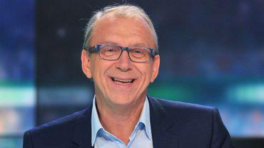 Michel lecomte, directeur des sports à la RTBF
