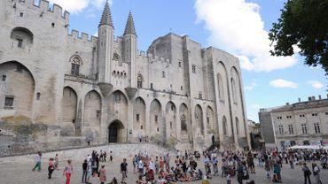 Sur les 5.000 pièces créées chaque année dans l'Hexagone, 500 sont présentées à Avignon