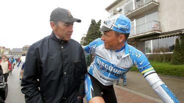 Eddy Merckx défend Lance Armstrong