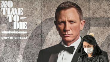 """La sortie de """"Mourir peut attendre"""", le nouveau James Bond... attendra. Elle a en effet été repoussée d'avril à novembre en raison de craintes liées à l'épidémie du nouveau coronavirus."""