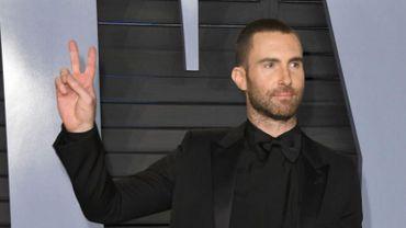 Maroon 5 sur le podium du Tip Top !