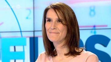 """Sophie Wilmès: """"Aujourd'hui la volonté du gouvernement est d'atteindre l'équilibre en 2018."""""""