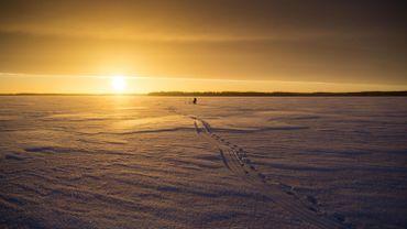 Des microplastiques jusque dans les neiges de l'Arctique