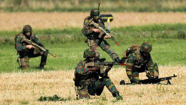 Une soixantaine de militaires participent ce lundi à un examen pratique dans la province de Liège (illustration).