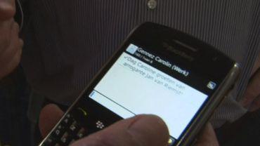 Certains utilisateurs de Blackberry souffrent d'interruption de services