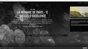 La Monnaie de Paris rejoint l'Institut Culturel de Google