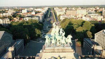 Faire le tour de Bruxelles à vélo ou à pied