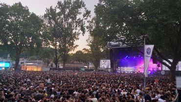Festival Les Ardentes: un festivalier a la mâchoire cassée
