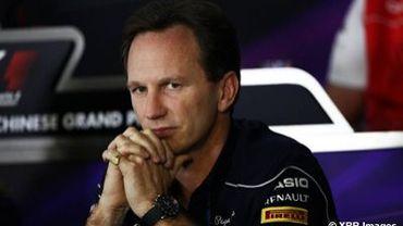 """Horner : Vettel n'a pas """"sapé"""" mon autorité"""