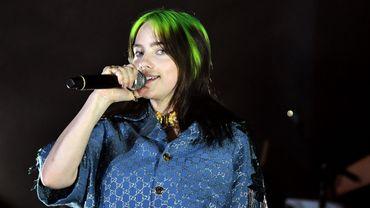 """La chanteuse américaine Billie Eilish a été couronnée dimanche meilleure révélation et interprète de la meilleure chanson (""""Bad Guy"""") aux MTV Europe Awards."""