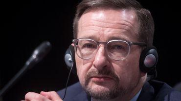 Le secrétaire général de l'OSCE, le Suisse Thomas Greminger, n'est pas reconduit