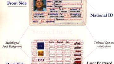 Le projet du permis de conduire électronique présenté en décembre 1998