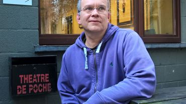 Olivier Blin, nouveau directeur du Théâtre de Poche