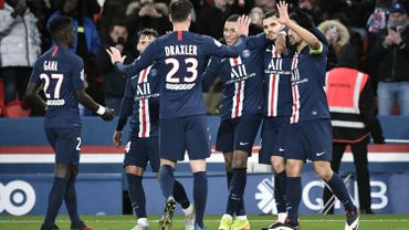 A l'arrêt, la France du foot craint le décrochage en Europe
