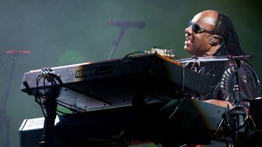 Jazz à Juan: Stevie Wonder, une star de la soul en vedette