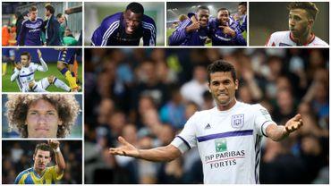 15 joueurs sur la liste des départs à Anderlecht