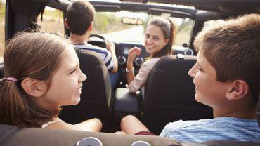 49% des Français comptent partir en vacances dans leur propre voiture.